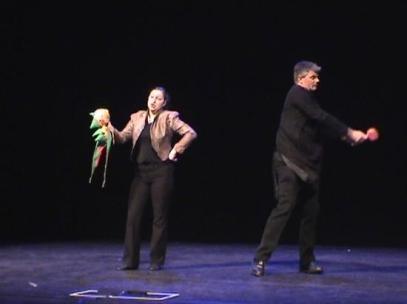 Hamlet in 15 minuten